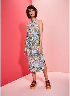 81d594c2f 8 top imagens de Roupas | Casual dresses, Cute dresses e Casual jumpsuit