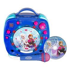 Disney Frozen Karaoke (Amazon Exclusive) Frozen http://www.amazon.com/dp/B01068FSMU/ref=cm_sw_r_pi_dp_Mgojwb1FSF3BA