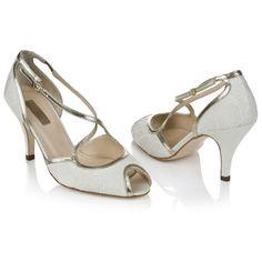 Bridal Shoes  Rachel Simpson New Collection - Imogen