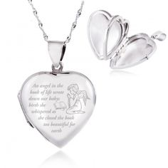http://www.personalised-jewellery.co.uk/an-angle-in-the-book-of-life-heart-locket-necklace-925-sterling-silver-personalisedengraved.html?currency=2