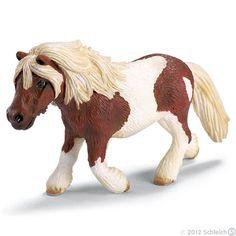 Schleich 13750 Horse Club Shetland Pony yegua