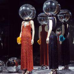"SONIA RYKIEL,Paris,France, ""Everybody needs a little bit more Disco in their live"", pinned by Ton van der Veer"