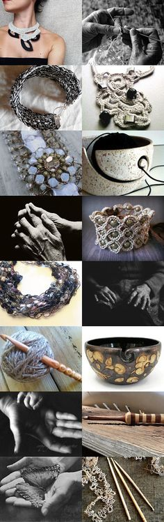 Artisan by Linda Voth on Etsy--Pinned with TreasuryPin.com