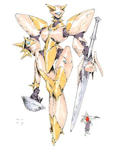 Alien Character, Cyberpunk Character, Character Art, Fantasy Character Design, Character Concept, Fantasy Inspiration, Character Inspiration, Robot Illustration, Knight Art