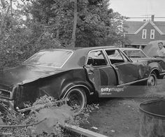 : Front and side views of car. Senator Kennedy, Ted Kennedy, Robert Kennedy, Jackie Kennedy, View Photos, Old Photos, Miss Mary, Jfk Jr, Historical Society