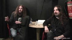 Interview with Guthrie Govan and Bryan Beller at guitarrasinlimites.com