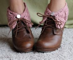 Custom Shoe Collars  Cathedral Ankle/Leg Warmers by KitsCrafts2012, $30.00