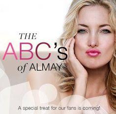 Echantillons gratuits de produits Almay!