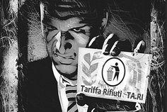 """<span style=""""color:#ff7f0b"""">Ad Arezzo la tassa sui rifiuti si paga con il brivido</span>"""