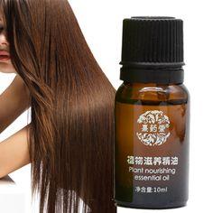 Pur Naturel Huile D'argan Marocaine Cheveux Sérum Endommagé Cheveux Huile De Traitement De Réparation pour Tous Les Types De Cheveux 10 ml Bouteille