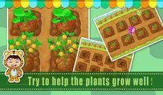The harvest season nears,did you sow?  https://play.google.com/store/apps/details?id=com.sencatech.game.livingroom