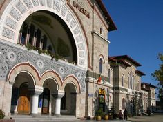Chisinau train station - Chișinău - Wikipedia, the free encyclopedia