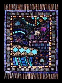 laura skye  mosaics   Glynnis Kaye, inspired by Laurel Skye
