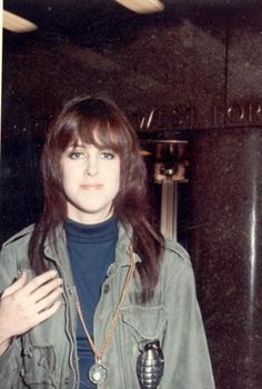 Grace Slick joined Jefferson Airplane in 1966 to replace the singer Signe Toly Anderson.