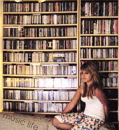 María y parte de mis cds