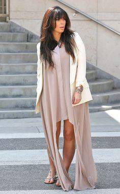 Kim Kardashian's maternity fashion statement - Kim Kardashian's maternity fashion statement - Kim Kardashian Sexy, Kim Kardashian Pregnant, Estilo Kardashian, Kardashian Fashion, Kim K Style, Bump Style, Maternity Wear, Maternity Fashion, Maternity Style