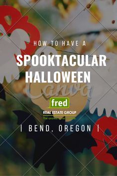 Eat, drink, and be scary: How to have a spooktacular Halloween in Bend, Oregon Oregon, Scary, Real Estate, Seasons, Eat, Drink, Group, Halloween, Blog