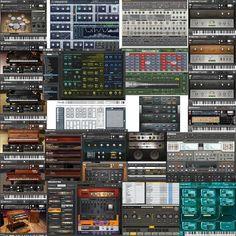 My favorite beat-making gear...