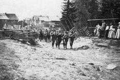 The Heimosodat (The Finnish Kinship Wars of 1918-1922)