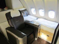 Top 1st class seats