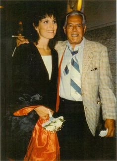 Lucie & Desi - sweet father- daughter pic