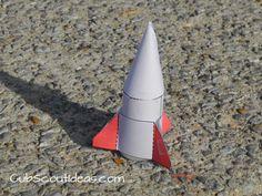 Cub Scout Activity: Alka-Seltzer Rockets