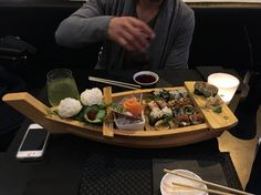 Sushi with Bae!