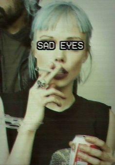 sad al the time