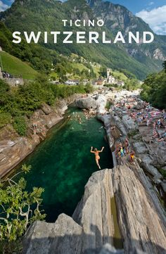10 Most Beautiful Places in Switzerland (And Where To Stay) Places In Switzerland, Visit Switzerland, Switzerland Tourism, Switzerland Vacation, Beautiful Places To Travel, Wonderful Places, Amazing Places, Travel Goals, Rafting