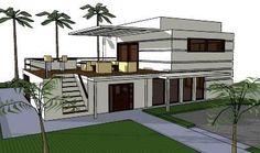 Decoraciones casa on pinterest ideas para newspaper - Decoraciones de casas modernas ...