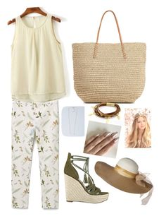 """""""set42"""" by mujo-ziba ❤ liked on Polyvore featuring MANGO, GUESS, WithChic, Target and Minimum"""