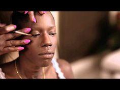 """Tuto maquillage naturel """"Nude"""" sur peau noire! #tuto #tutorial #tutoriel #makeup #maquillage #peaunoire #peau #nude #naturel #skin #blackskin #brownskin #natural"""
