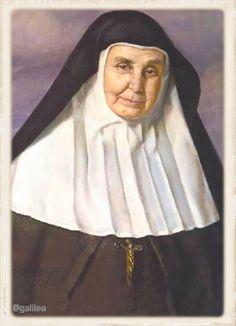 Santa María, Madre de Dios y Madre nuestra: Santa Angela de la Cruz, 5 Noviembre