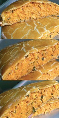 Delicious orange cake with orange syrup – Pastry Tasty, Yummy Food, Portuguese Recipes, Healthy Recipes, Cooking Recipes, Love Food, Food Porn, Food And Drink, Favorite Recipes