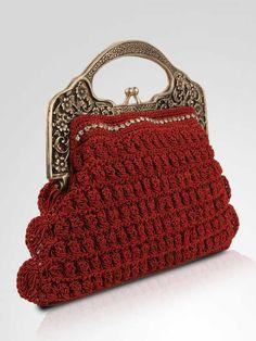 crochet patterns for metal frames - Αναζήτηση Google