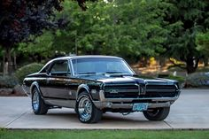 1968 Mercury Cougar Maintenance of old vehicles: the material for new cogs/casters/gears/pads could be cast polyamide which I (Cast polyamide) can produce