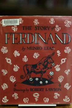 The Story of Ferdinand by Munro Leaf; Geneva release: 20th December 2017.