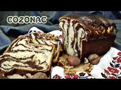 RETETA NOUA - COZONAC BABAN cu SMANTANA, NUCA si STAFIDE cu Kammellia - YouTube French Toast, The Creator, Pasta, Sweets, Breakfast, Youtube, Food, Morning Coffee, Gummi Candy