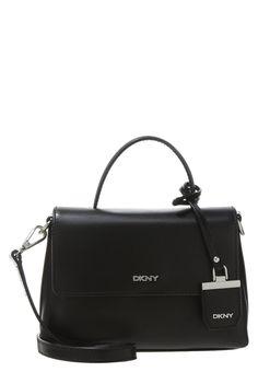 fd04806346b4e Handtassen DKNY SOFT PEBBLE - Handtas - black Zwart  194