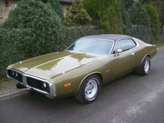 Dodge Charger (1974)