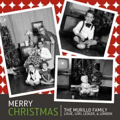 From a staff member at compass Christian church...one of my all time fave Christmas cards!