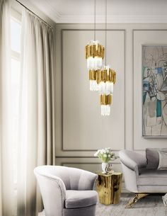This exuberant piece inspired in the stunning Burj Al Arab Hotel is a symbol of modern age and luxury tied by a simple string.  #modernlamps#lightingcompany #lampdesignmodern design, lux lighting, lighting design . Visit us at www.luxxu.net