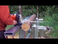 A New Chainsaw Mill On The Market - http://www.gottagodoityourself.com/a-new-chainsaw-mill-on-the-market/