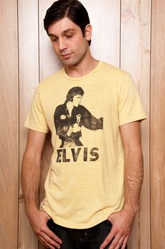 When better to sport gear with The King? #ElvisBirthday