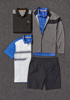 Shop Shop Slazenger Men's Apparel at Golf Galaxy. If you find a lower price on Shop Slazenger Men's Apparel somewhere else, we'll match it with our Best Price Guarantee. Mens Golf Fashion, Mens Golf Outfit, Golf Attire, Golf Fotografie, Golf Sport, Golf Photography, Golf Pants, Ladies Golf, Adidas Men