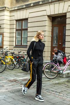 Going Danish: Street Style from Copenhagen