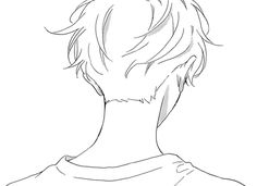 {Shoujo Notes} Manga Drawing Tutorials, Drawing Sketches, Drawings, Mamura Daiki, Manga Art, Anime Art, Anime Hairstyles Male, Manga Poses, Line Art Vector
