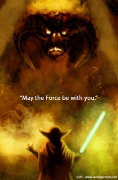The force will be with you, always