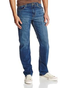 Calvin Klein Jeans Men's Relaxed Straight Leg Jean In Cove - List price: $69.50 Price: $47.99 Saving: $21.51 (31%)