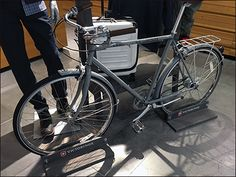 I was pulled into the store by this EuroStyle Victorinox Brand Raffles Dutch Bicycle in Retail promotion. Dutch Bicycle, Bicycles, Retail, Bike, Bicycle, Dutch Bike, Sleeve, Biking, Retail Merchandising